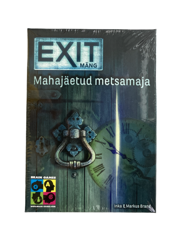 Exit-the-abandoned-cabin-Games4all