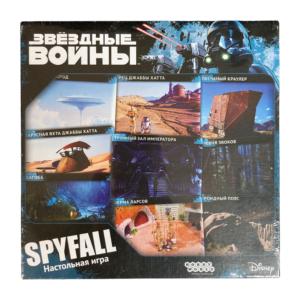 Spyfall Star Wars Rus